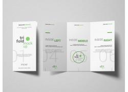 Tri Fold / Letter Fold...
